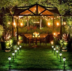 Backyard Gazebo