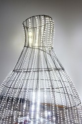 Veronique Cote Sculpture dress